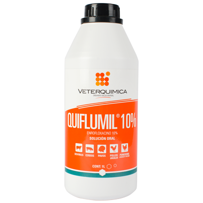 Quiflumil® 10% Oral